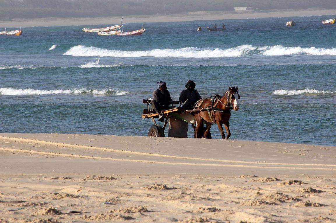 Senegal besitzt eine wunderbare Küste