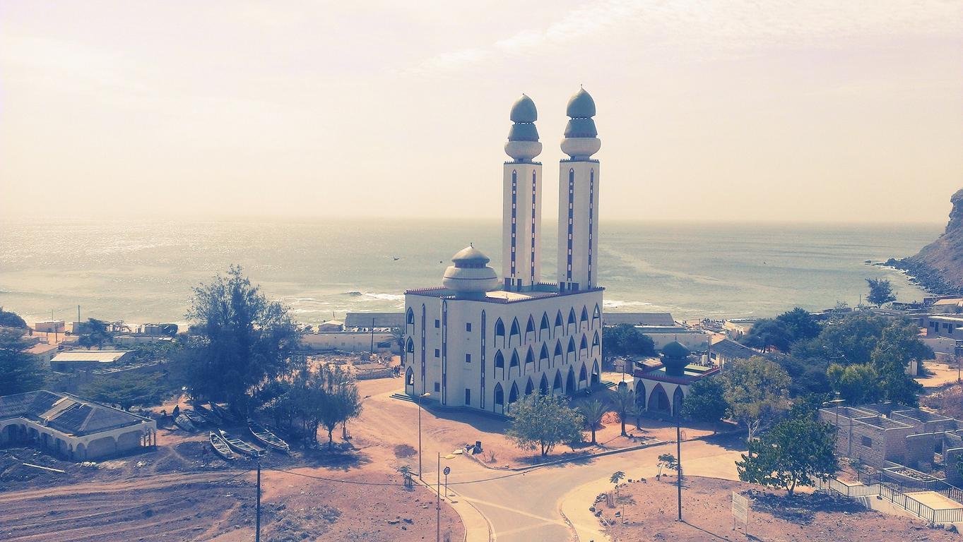 Moschee im Senegal